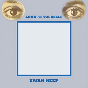 יוריה היפ Uriah Heep Look At Yourself