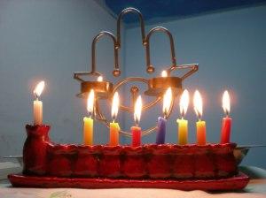 שבת שלום ומבורכת וחג אורים שמח