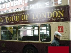 אוטובוס סיור בלונדון