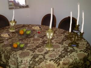 שולחן לשבת
