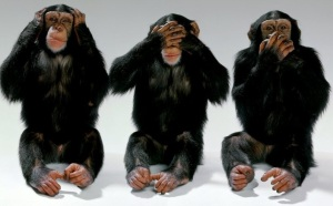 שלושת הקופים