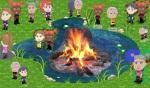 מסביב למדורה Around the bonfire