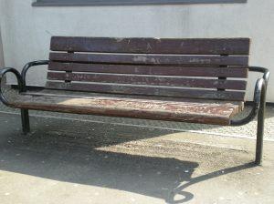 ספסל לבד