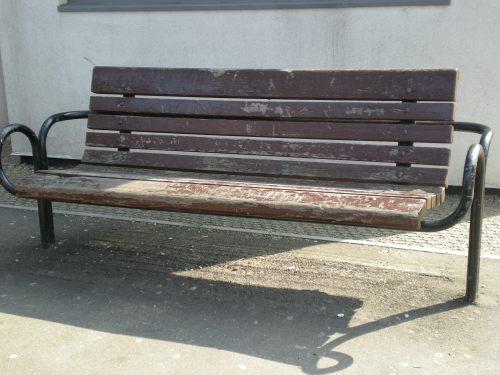 ספסל ציבורי