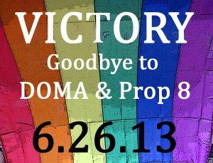 חוק השיוויון בארהב 26.6.2013