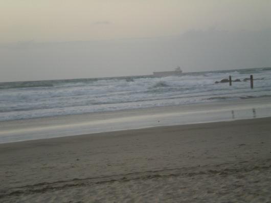 ים אחרי השקיעה   Sea after sunset