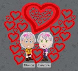 Béatrice&Sharon