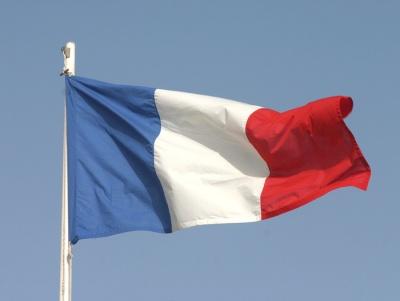דגל צרפת