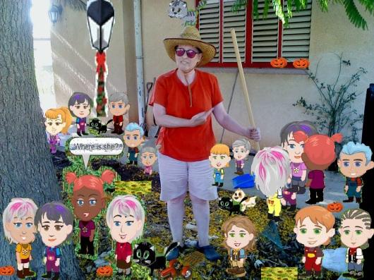 Sharon & neighbours