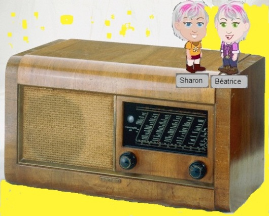 הרדיו הישן