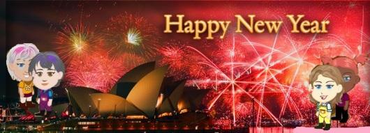 Sydney 2014 fireworks1