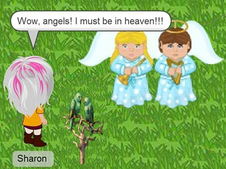Heaven?