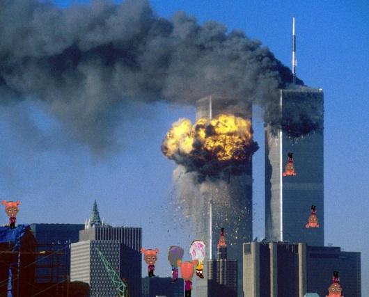הטרור מבעיר את העולם Terror inflames the world