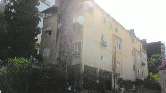 בית ברחוב הגיבורים פינת העליה השניה