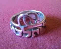 #developingyoureye טבעת מעוצבת Designed ring