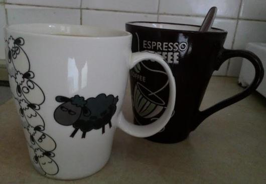 קפה על הבוקר Morning coffee