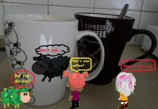 איך הקפה שלך How's your coffee