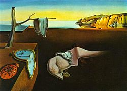 דאלי: התמדתו של זכרון Dali: The Persistence of Memory