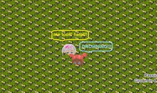 אנחנו טובעות, הצילו Help, we're drowning