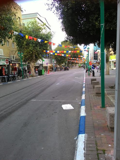 הקרנבל עבר The carnival is over