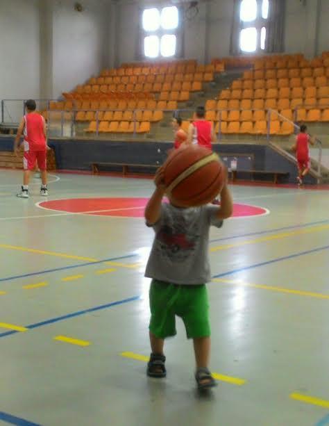 ספורט מגיל הגן Sport starts at kindergarten