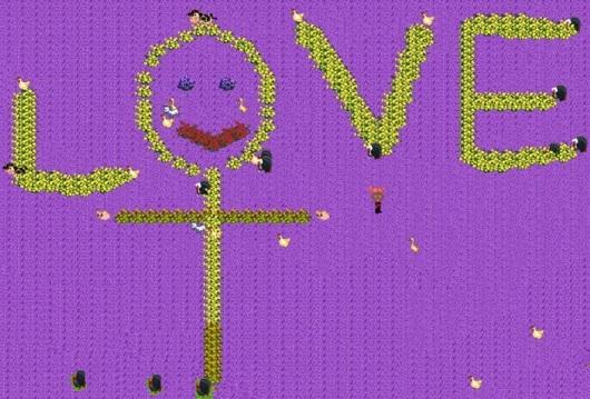 אהבה, טרגדיה, סמלים נוצריים Love, tragedy, Christian symbols