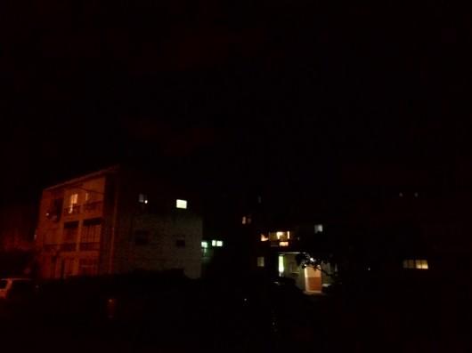 לילה בשבע בערב בחדרה Night at 7 o'clock in Hadera