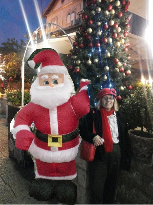 סנטה קלאוס ואני Santa Claus and me