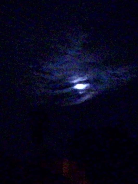 ירח בין עננים 5.12.17ב
