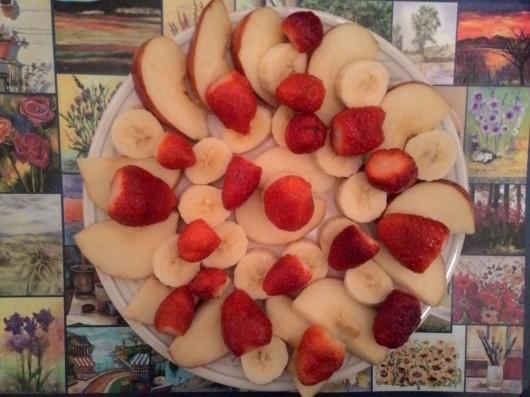 סלט פירות Fruit Salad