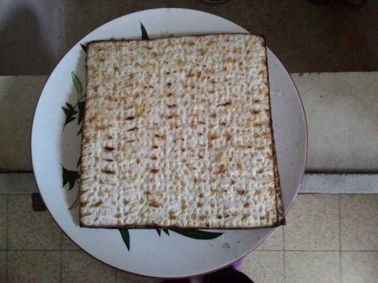 מצה לפסח Passover Matzah
