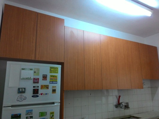 ארונות מטבח Kitchen cabinets