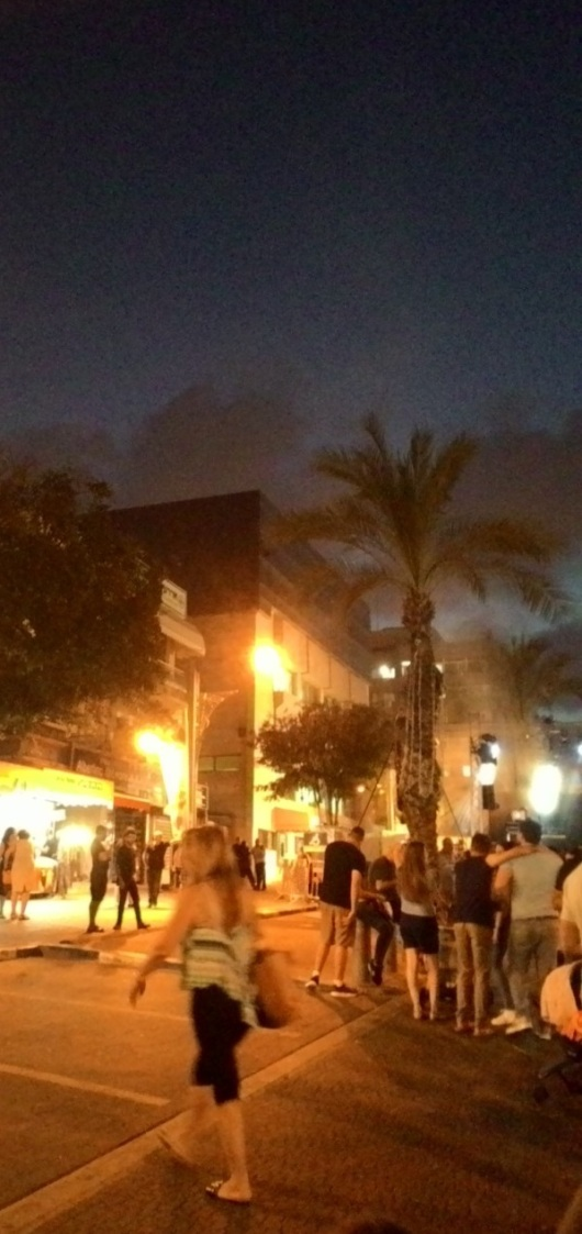 פסטיבל הבירה 2018 במדרחוב בחדרה The 2018 beer festival in the pedestrian mall in Hadera
