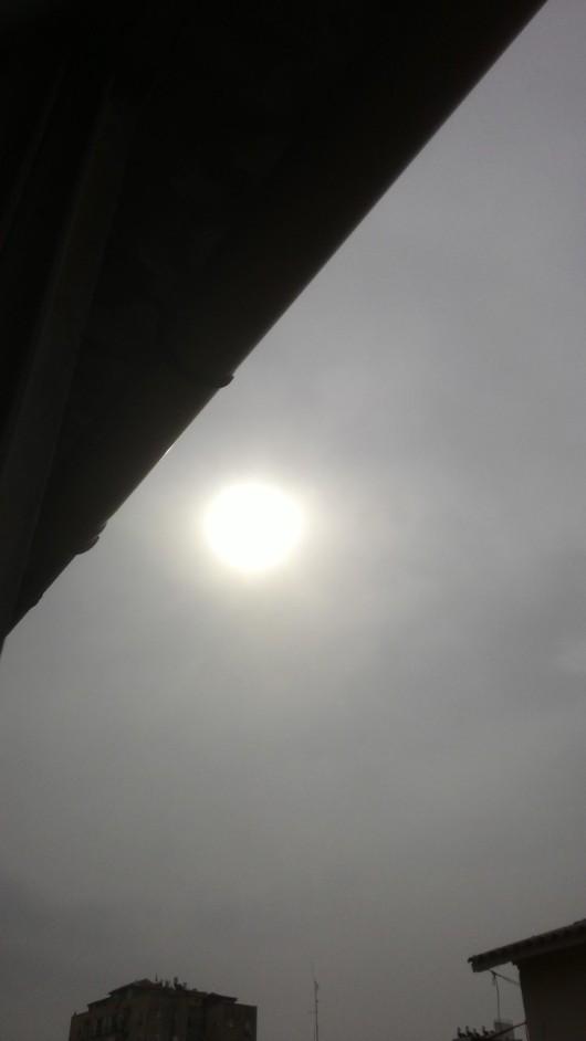 שמש עמומה A Dim Sun