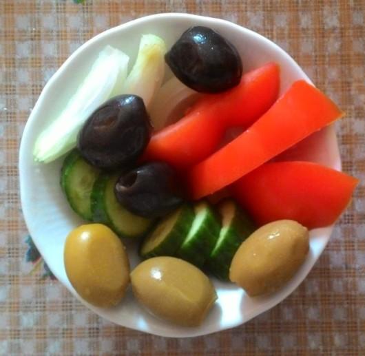 סלט salad