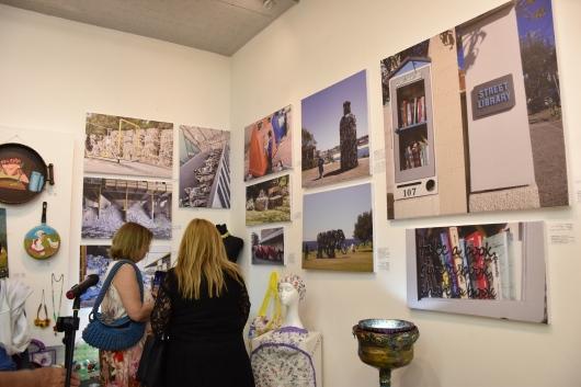 התמונות שלנו בתערוכה Our pictures in the exhibition