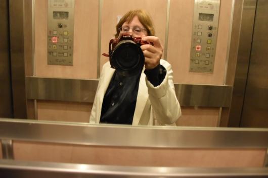 אני מצלמת את עצמי I'm taking a photo of myself