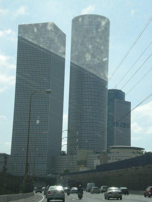 מגדלי עזריאלי תל אביב  Azrieli Towers Tel Aviv