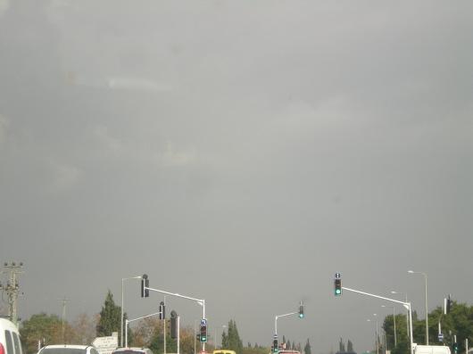 יום מעונן Cloudy day