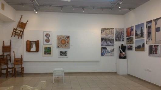 התערוכה הסתימה The exhibition ended