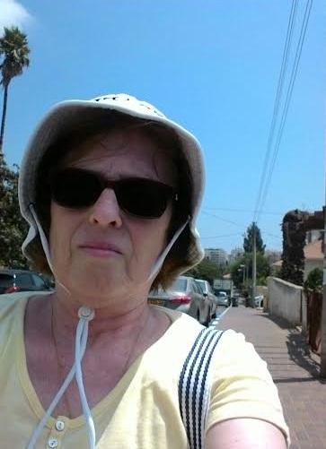סלפי ברחוב   Selfie on the street