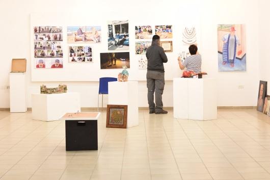 תערוכה חדשה מתרקמת A new exhibition is being formed