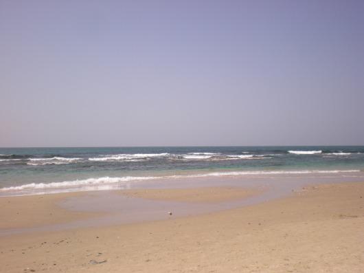 קיסריה, חוף הים Caesarea, the seaside