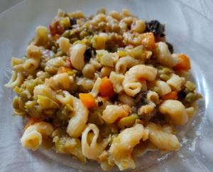 תבשיל לארוחת הצהריים   Casserole for lunch